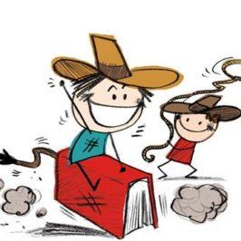 Cresciamo lettori. Pretendiamo lettura nelle scuole: #ioleggoperché