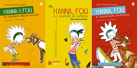 Serie Hanna e Fou – 3 volumi