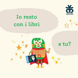 Immagine #restoconilibri
