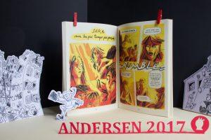 """Il Premio Andersen a """"La compagnia dei soli"""""""