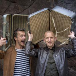 Un Mammut a Roma: il tour di Melvin e Boonen