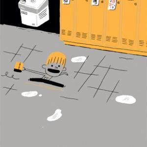 Il ladro di panini