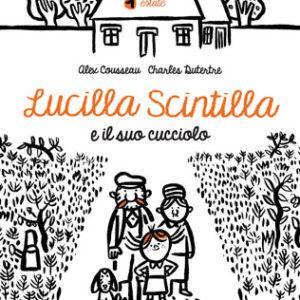 Lucilla Scintilla e il suo cucciolo
