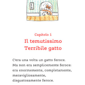 Terribile gatto!