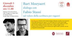 Invito Bart Moeyaert