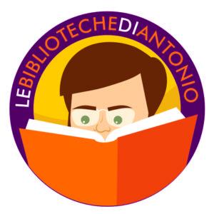 Logo del progetto Le Biblioteche di Antonio